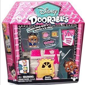 Disney Doorables Mini Stack Playset - Beast